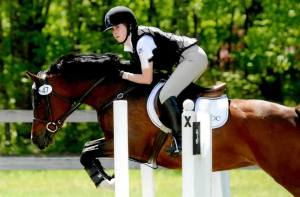 Jocelyn Treya Eventing