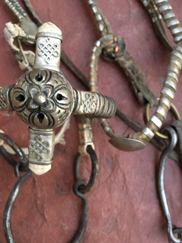 Christoph Schrock Mongolia Bridles Detail