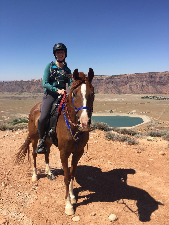 Jocelyn Pierce Endurance Riding Wheelz
