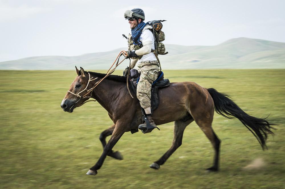 Tim Finley Mongol Derby